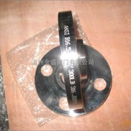 金盛不锈钢锻造带颈平焊法兰、304耐腐蚀锻造法兰
