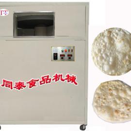 电加热旋转烧饼炉,燃气单饼炉