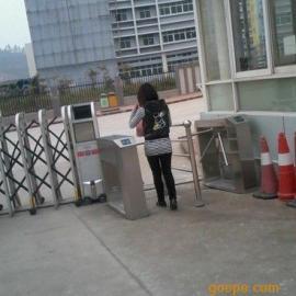 三杆门闸,地铁刷卡机检票系统