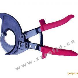 【棘轮电缆剪刀‖手动式棘轮电缆剪刀】