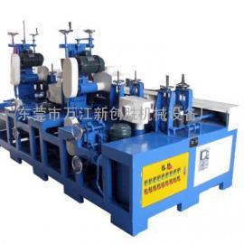 自动方管打磨机 自动打磨机操作方法