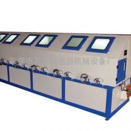 自动圆管拉丝机 圆管拉丝机技术参数