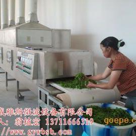 广东茶叶烘干杀菌机