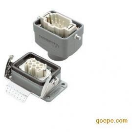 热流道连接器/HARTING工业连接器接线盒/哈丁插座