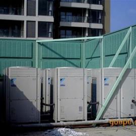 地源热泵噪声治理