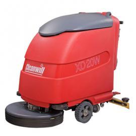大型工业厂房用洗地机 移动式电动洗地机超市酒店用清洗机