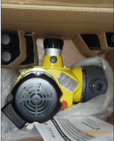 米顿罗计量泵GB1000PP1MNN机械隔膜计量泵