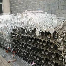 袋式除尘器笼骨架|镀锌除尘骨架厂家