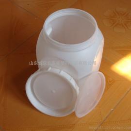 15L大口塑料桶螺旋盖塑料桶