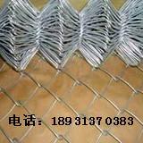 杭州菱形勾花网【边坡铁丝网防护网-铁丝网型号】