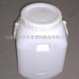 25L方形塑料桶25L蜂蜜果糖塑料桶