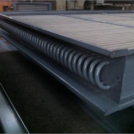 管板式空气换热器