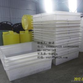 PE方形周转箱生产厂家