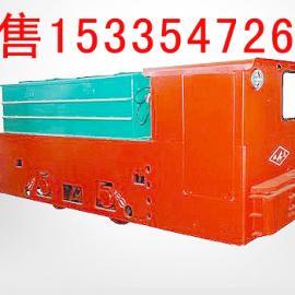 8吨二级传动矿用蓄电池电机车