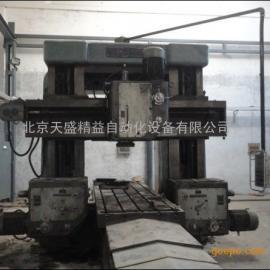 北京龙门铣床电气改造