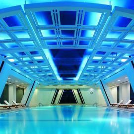 泳池恒温三集一体除湿热泵 游泳池恒温除湿机 泳池恒温热泵