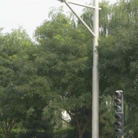 6米高,3米横臂监控杆