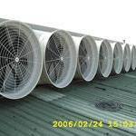 全封闭车间降温工程负压风机环保空调