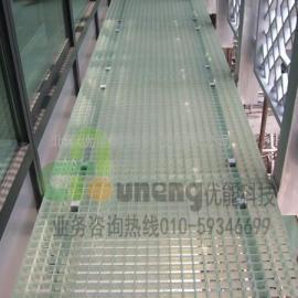 透明玻璃钢格栅