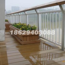 北京塑木廊架