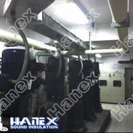 顶楼电动泵噪音治理