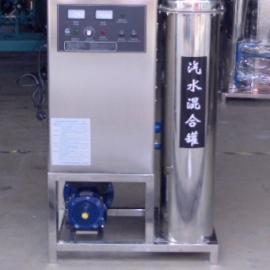 高浓度一体式臭氧水机 蔬菜水果清洗去农药残留臭氧水生成器