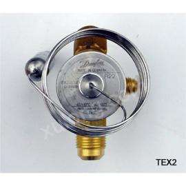 丹佛斯TEX2外平衡节流式膨胀阀