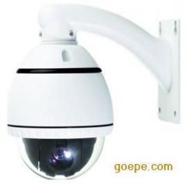 鸿亿安防4.2寸室外壁装中速球型摄像机