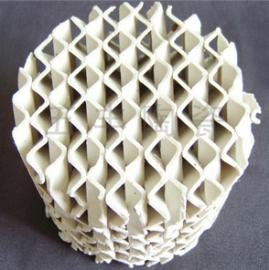 陶瓷波纹填料