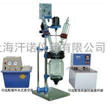 小型双层玻璃反应釜HN-3L