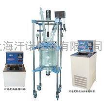 双层玻璃反应釜|中试型HN-20L