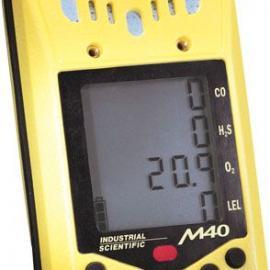 英思科气体检测仪M40 多气体检测仪 四合一气体检测仪