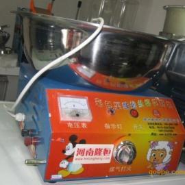 不锈钢交直流两用电动棉花糖机