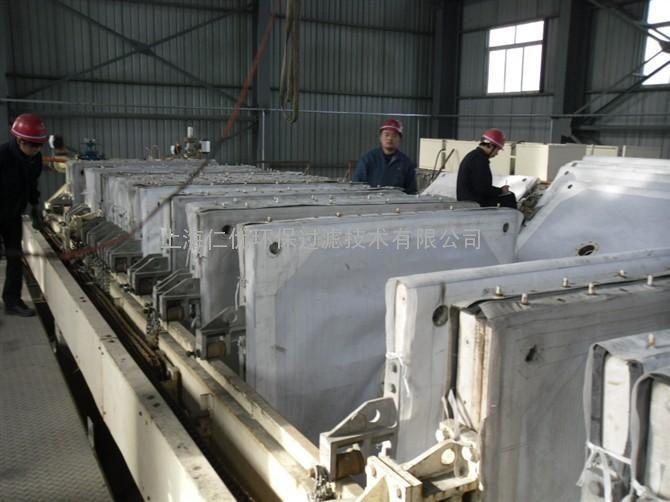厢式污泥压滤机滤布_污泥脱水网 滤布 过滤网 果汁厂