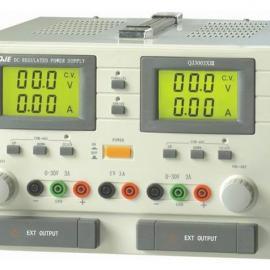久源QJ3003XIII三路直流稳压电源