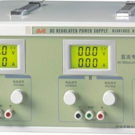 久源QJ3010XII双路直流稳压电源