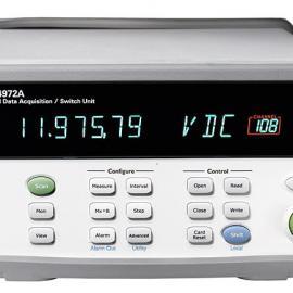 34970A安捷伦数据采集器