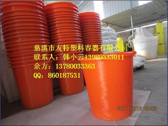 低价出售120L塑料圆桶,通州环保圆桶,耐撞耐冷冻圆桶