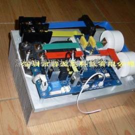 新疆380V水洗造粒机电磁加热器/半桥25KW电磁加热器