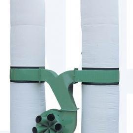 环保双桶布袋吸尘机 精科MF9055高功率布袋吸尘器