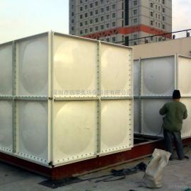 深圳组合水箱|SMC组合式水箱|组合式玻璃钢水箱