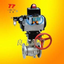 ZSHO-16K气动活塞式O型切断球阀