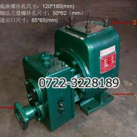 CLW65QZF-40/45N自吸式洒水车洒水泵