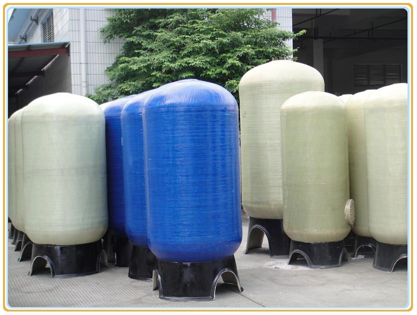 FRP玻璃钢罐 树脂软化桶,砂炭过滤罐、型号齐全 可订做