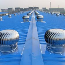 880型顶棚天然透风器/无作用力涡轮透风机