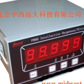 在线氮气分析仪(含纯度报警) 型号: