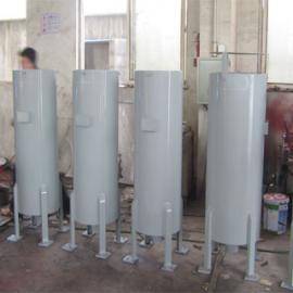 蒸汽安全门排气消音器