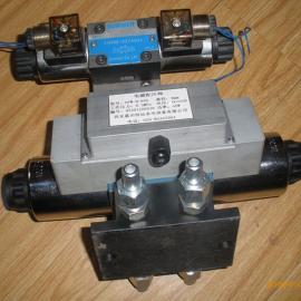 液�嚎刂崎yDPW-8-63/DYW型�磁配�洪y特�r