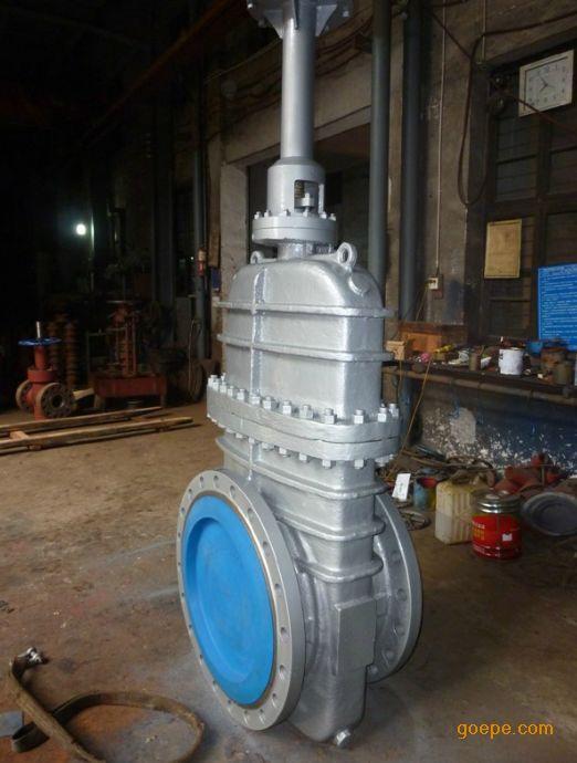 焊接端平板闸阀-z963f图片