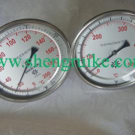 表盘指针式 双金属温度计WSS-401双金属